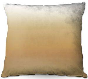Decorative Outdoor Patio Pillow Cushion | Susie Kunzelman - Ombre Neutral Beige