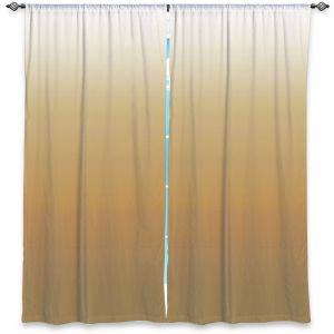 Decorative Window Treatments | Susie Kunzelman - Ombre Neutral Beige