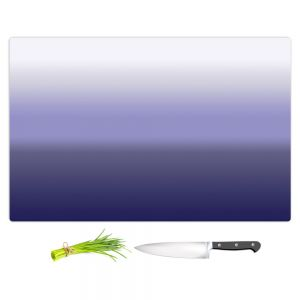 Artistic Kitchen Bar Cutting Boards | Susie Kunzelman - Ombre Plum | Ombre Monochromatic