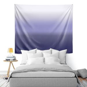 Artistic Wall Tapestry   Susie Kunzelman - Ombre Plum   Ombre Monochromatic