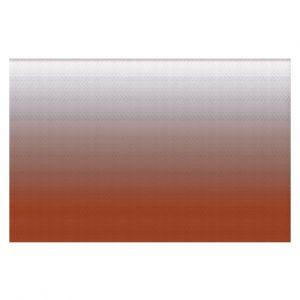 Decorative Floor Coverings | Susie Kunzelman - Ombre Potters Clay