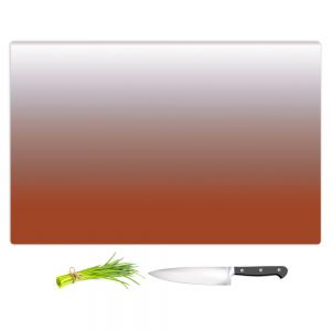 Artistic Kitchen Bar Cutting Boards | Susie Kunzelman - Ombre Potters Clay