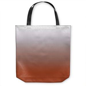 Unique Shoulder Bag Tote Bags |Susie Kunzelman - Ombre Potters Clay