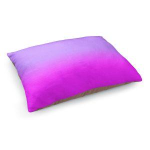 Decorative Dog Pet Beds | Susie Kunzelman - Ombre Purple