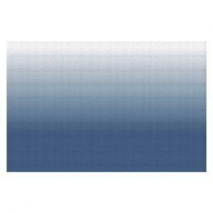 Decorative Floor Coverings | Susie Kunzelman - Ombre Riverside