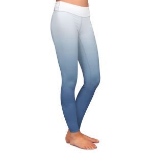 Casual Comfortable Leggings | Susie Kunzelman - Ombre Riverside