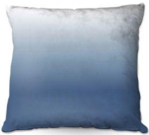Decorative Outdoor Patio Pillow Cushion | Susie Kunzelman - Ombre Riverside