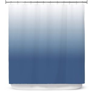 Premium Shower Curtains | Susie Kunzelman - Ombre Riverside