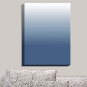 Decorative Canvas Wall Art | Susie Kunzelman - Ombre Riverside | Ombre