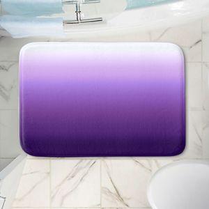 Decorative Bathroom Mats   Susie Kunzelman - Ombre Royal Velvet   Ombre Monochromatic