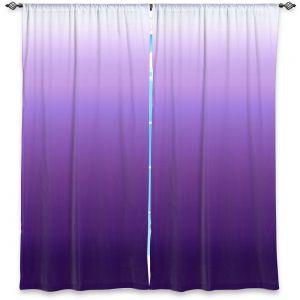 Decorative Window Treatments   Susie Kunzelman - Ombre Royal Velvet   Ombre Monochromatic