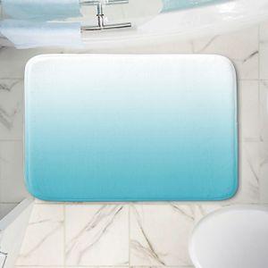 Decorative Bathroom Mats   Susie Kunzelman - Ombre Sea Blue