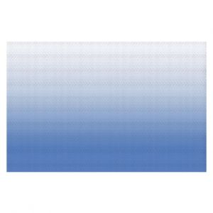 Decorative Floor Coverings | Susie Kunzelman - Ombre Sea Night