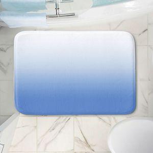 Decorative Bathroom Mats   Susie Kunzelman - Ombre Sea Night
