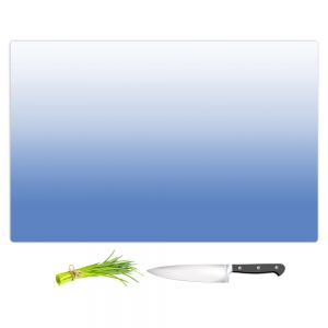 Artistic Kitchen Bar Cutting Boards | Susie Kunzelman - Ombre Sea Night