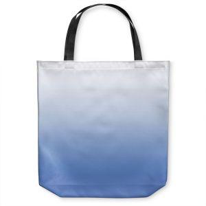 Unique Shoulder Bag Tote Bags |Susie Kunzelman - Ombre Sea Night