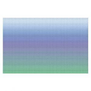 Decorative Floor Coverings | Susie Kunzelman - Ombre Sea Skies