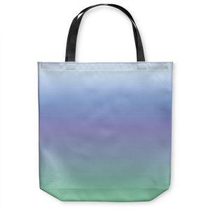 Unique Shoulder Bag Tote Bags |Susie Kunzelman - Ombre Sea Skies