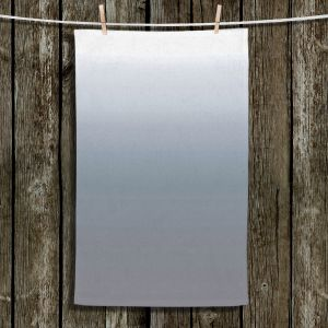 Unique Bathroom Towels | Susie Kunzelman - Ombre Sharkskin