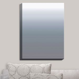 Decorative Canvas Wall Art | Susie Kunzelman - Ombre Sharkskin | Ombre
