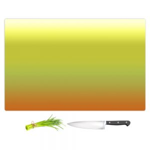 Artistic Kitchen Bar Cutting Boards | Susie Kunzelman - Ombre Sunset | Ombre Monochromatic