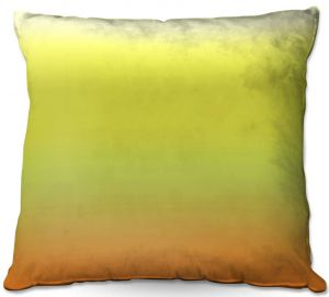 Throw Pillows Decorative Artistic | Susie Kunzelman - Ombre Sunset | Ombre Monochromatic