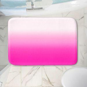 Decorative Bathroom Mats   Susie Kunzelman - Ombre Sweetest Pink