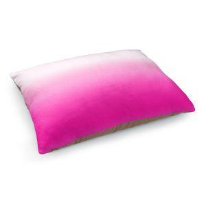Decorative Dog Pet Beds | Susie Kunzelman - Ombre Sweetest Pink