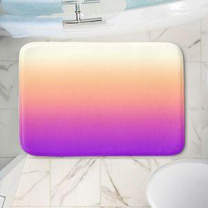 Decorative Bathroom Mats   Susie Kunzelman - Ombre Violet