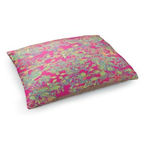 Decorative Dog Pet Beds | Susie Kunzelman - Rainbow Garden