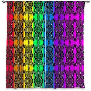 Decorative Window Treatments | Susie Kunzelman - Rainbow Graphics