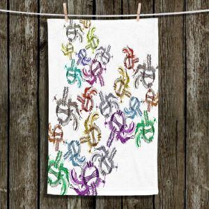 Unique Hanging Tea Towels | Susie Kunzelman - Raindance l | Patterns Southwest