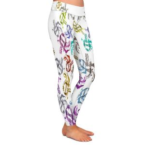 Casual Comfortable Leggings | Susie Kunzelman - Raindance l | Patterns Southwest