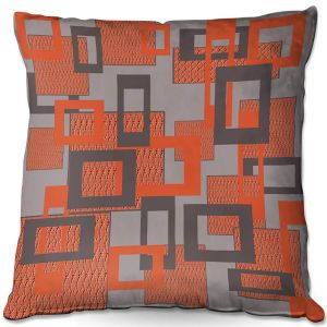Throw Pillows Decorative Artistic | Susie Kunzelman - Settled | Square pattern