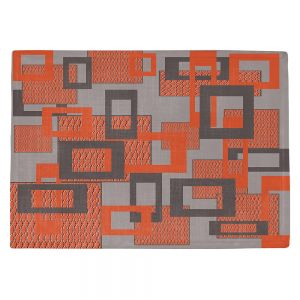 Countertop Place Mats   Susie Kunzelman - Settled   Square pattern