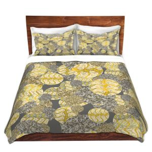 Artistic Duvet Covers and Shams Bedding   Susie Kunzelman - Spinners Autumn   Abstract