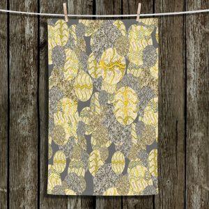 Unique Bathroom Towels | Susie Kunzelman - Spinners Autumn | Abstract