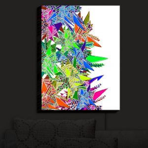 Nightlight Sconce Canvas Light   Susie Kunzelman - Stained Glass
