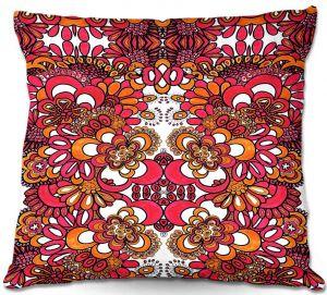 Throw Pillows Decorative Artistic | Susie Kunzelman's Summer Scent II