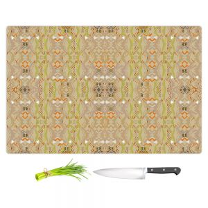 Artistic Kitchen Bar Cutting Boards | Susie Kunzelman - Summers End | Pattern repetition