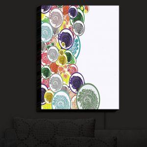 Nightlight Sconce Canvas Light | Susie Kunzelman - Taffy