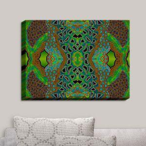 Decorative Canvas Wall Art   Susie Kunzelman - Wax Batik A   Patterns