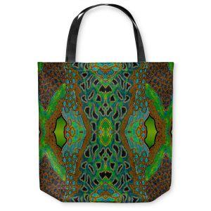 Unique Shoulder Bag Tote Bags | Susie Kunzelman - Wax Batik A