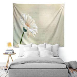 Artistic Wall Tapestry | Sylvia Cook Daisy