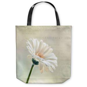 Unique Shoulder Bag Tote Bags | Sylvia Cook Daisy