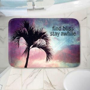 Decorative Bathroom Mats | Sylvia Cook - Find Bliss I
