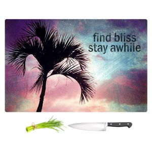 Artistic Kitchen Bar Cutting Boards | Sylvia Cook - Find Bliss I