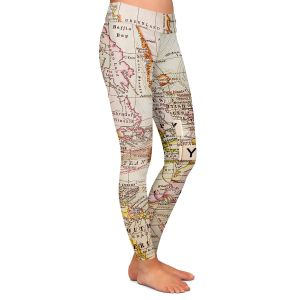 Casual Comfortable Leggings | Sylvia Cook Fly Away I