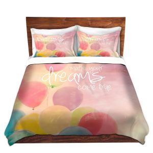 Artistic Duvet Covers and Shams Bedding | Sylvia Cook - Make Your Dreams Come True