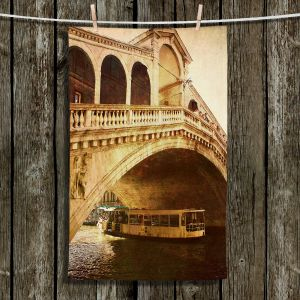 Unique Hanging Tea Towels | Sylvia Cook - Pointe de Rialto | Places